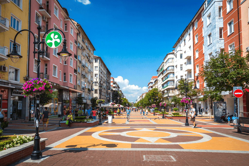 most affordable walkable cities
