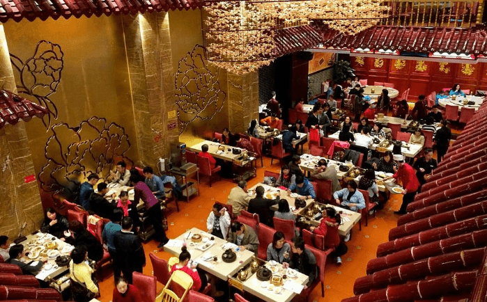best Chinese restaurant in Guangzhou